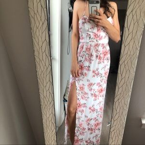 Forever21 floral maxi dress
